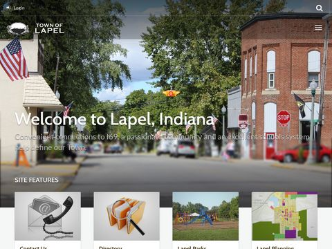 Town of Lapel, Indiana